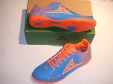 PIRMA Indoor Soccer Shoes / Cleats IMPERIO Style 578 Blue/Orange Neon US 6 NIB