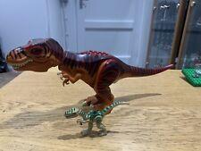 LEGO Set 5886 Dino T-REX Hunter Dinosaur Tyrannosaurus Rex 2010 + Raptor FIGURE