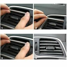 20FT FOR Chrome Mould Trim Strip Car Truck Door Edge Scratch Guard Protector 5M