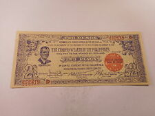 Philippines Emergency Currency Negros Occidental WWII Two Pesos Nice - # 442819