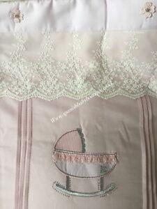 Baby Nest girls pink romany new