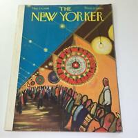 The New Yorker: May 24 1958 Full Magazine/Theme Cover Robert Klaus