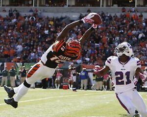A.J. GREEN 8X10 PHOTO CINCINNATI BENGALS PICTURE NFL FOOTBALL VS BILLS