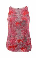 NEW Cabi Printed Jubilee Top - Size Small