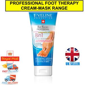 Eveline Cosmetics Foot Therapy Professional Cream-Masks Intense Softness