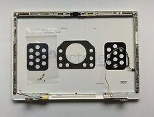 """ 13""""Display Gehäuse Deckel Lid Case MacBook A1181 2008 Weiss White 815-9599"""