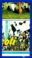 FIGURINA CALCIATORI PANINI 1974/75 N.30 SQUADRA ASCOLI REC/REMOVED