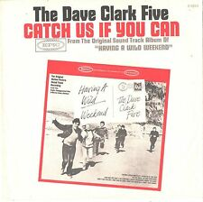 DAVE CLARK FIVE--PICTURE SLEEVE ONLY--(CATCH US IF YOU CAN)--PS--PIC-SLV