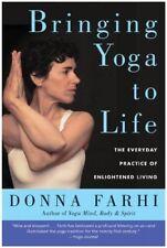Bringing Yoga to Life-Donna Farhi