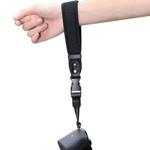 Handschlaufe Neopren ca. 30cm lang hand strap für DSLR System & Kompakt Kamera