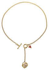 GUESS COLLANA/collier ubn20812 placcato oro