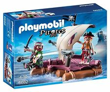 BNIB Playmobil 6682 PIRATES Pirate's Raft set