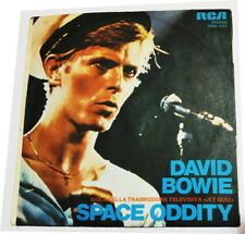 """°°° David Bowie - space oddity °°° 1975 ULTRARARE ITALY  7"""" RCA"""