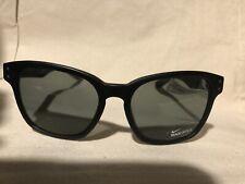 NEW NIKE SB Volano Sunglasses - Matte Black / Grey - New - EV0877 001