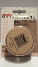 Fond De Teint Dream Matte Mousse 20 Beige Eclat Gemey Maybelline New York