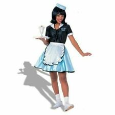 Polyester Halloween Blue Costumes