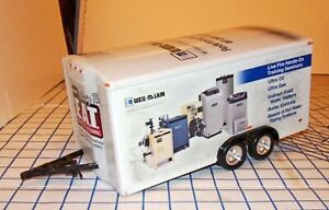 Weil McLain Boiler 1:18 Scale 4 Wheel Training Trailer with Ramp 2006 Contactor