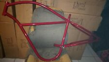 painted Board Track Racer bicycle Frame Only Harley,Indian motorcycle