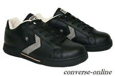 Women's CONVERSE All Star EV PRO BLACK LEATHER Trainers Shoes Sneakers UK SIZE 5