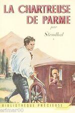 La chartreuse de Parme / T. 1 // Bibliothèque Précieuse // STENDHAL // 1953