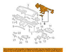Acura HONDA OEM 06-08 TSX Dash-Impact Bar Rebar Reinforcement Beam 61300SECA02ZZ