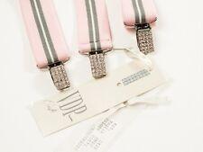 New  VDP Club Pink Suspenders