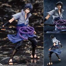 Anime Naruto Figure Jouets Naruto Uchiha Sasuke Figurine Statues 24cm