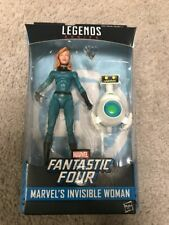 MARVEL LEGENDS EXCLUSIVE: MARVEL'S INVISIBLE WOMAN from FANTASTIC FOUR