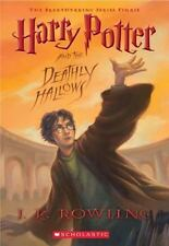 Harry Potter: Harry Potter and the Deathly Hallows 7 by J. K. Rowling (2009, Paperback)