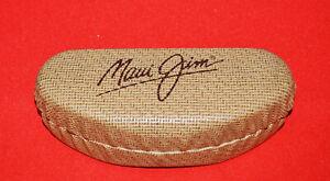 Maui Jim Sunglasses Case Hard Eyeglasses Cover Holder Storage Travel Box