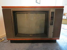 "Vintage ""Poltergeist"" Movie, Large Classic 26"" Sony Trinitron TV Model KV-2645RS"