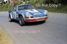 Muller & Van Lennep Porsche 911 Carrera RSR Targa Florio Win 1973 Photograph 2