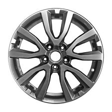 "Nissan Rogue 2017 - 2017 17"" 5 V Spoke Factory OEM Wheel RIM  C 62746U20"