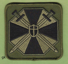 RESIDENT EVIL UCBS UMBRELLA CORPORATION LOGO  PATCH (Subdued)