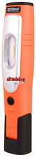PowerHand 7 + 1 Rechargeable Extreme Bright SMD Lamp / Torch Orange  (NEW!!!)