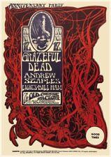 "Grateful Dead  - LARGE 24"" POSTER Good Times Image *BEAUTIFUL ARTWORK*"