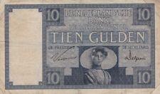 🇳🇱 10 Gulden - 1930 - Niederlande - P-43c 🇳🇱