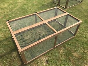 Pet Run *NEW* All Weather Pressure Treated, Folding 150cm X 90cm (Apx 5ft X 3ft)