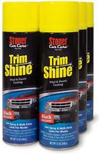 Stoner Car Care 91034-6PK Trim Shine Protectant Vinyl Coating 12 fl. oz 6 Pack