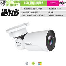 5MP 5x Optical Zoom PTZ IP Camera P2P POE 40M IR Onvif Mini IP65 Pan Tilt