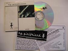 "MUSIC IS MY GIRLFRIEND ""EST. 2000"" - MAXI CD"