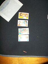 1976 OLYMPIC GAMES Montreal Ghana-Tanzania-WestGERMANY-MALTA-Turkiye Stamps