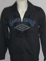 SWEAT zippé Veste Umbro adulte neuf Full Zip M ou L coloris anthracite chiné