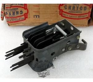 Mopar NOS 1959 Plymouth 2 Speed Auto Gear Shift Control 1945858