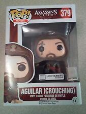 Loot Crate Assassin's Creed Aguilar Funko Pop! Vinyl Figure #379 Revolution 2016