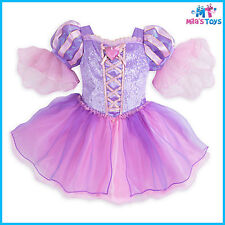 Disney Rapunzel Costume and Shoes for Baby size 12-18 months brand new
