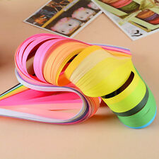 160 Strips 25Colors Quilling Paper 530mm*5mm Mixed Origami Papercraft Craft Pop