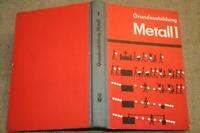 Fachbuch Metallbearbeitung, Umformen, Drehen, Pressen, Walzen DDR 1965
