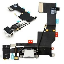 For iPhone 5S Charging Port Dock Connector Audio Jack Antenna Microphone Unit
