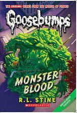 Monster Blood by R L Stine (Hardback, 2008)